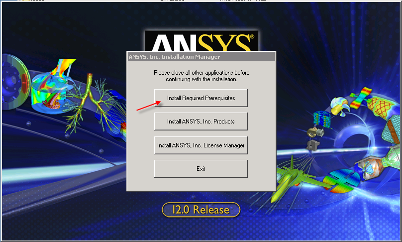 Installing ANSYS Academic CFD on College of Engineering