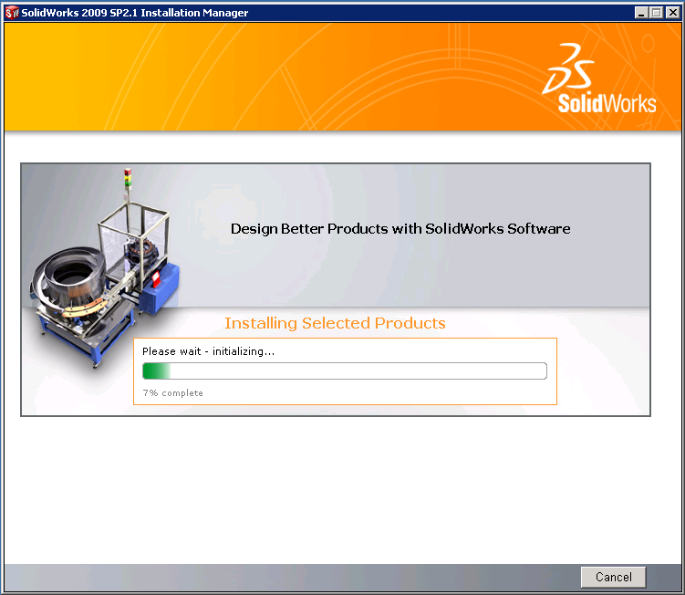 SolidWorks Installation
